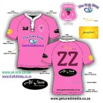 Pink Jersey