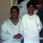 Ali (nova) and Shukri 1998 derby