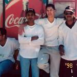 Bakes, Moegamad, Thaamir and Dikie 1998