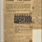 Champion Rugby team