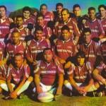 First team 2003-2004