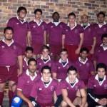 First team 2008