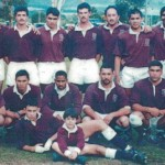 First team at Rag 1998