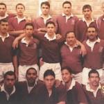 Second Team at rag 1998