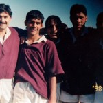 Shuaib, Wasfi, Moegamad, Thaamir and Ebrahiem second team 1998