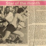 Star of the month
