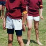 Thaamir and Ali juniors 1988