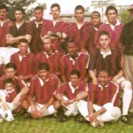 Vineyards team late 1990's
