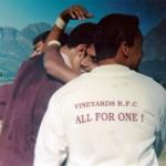 Wasfi, Thaamir, Moegamad and Majied 2nd team vs Stars 1998