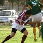 Thaamir tackle