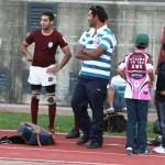 Messi, Binnie and Ayoob