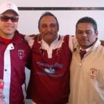 Thaamir, Dikie and Heshaam