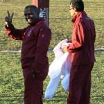 Mario and Fahiem